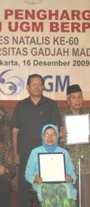 Dra. Hj. Aswarni Sudjud, M. Sc (Alumni Fakultas SPF 195...)