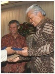 dr. Sudanto (Alumni Kedokteran 1976)