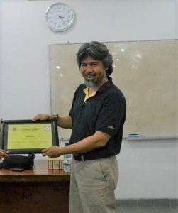 Ir. Ikhsyat Syukur (Alumni Teknik Geologi 1992)
