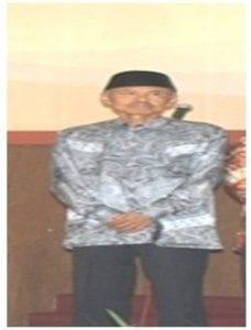 Drs. Sularno (Alumni Fisipol 1967)