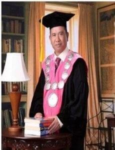Prof. Dr. Slamet Widodo, MM (Alumni Filsafat 1984)