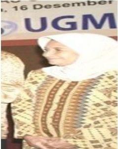 Hj. Sumarni Umar Suwito, BA (Alumni Fakultas SPF 1957)