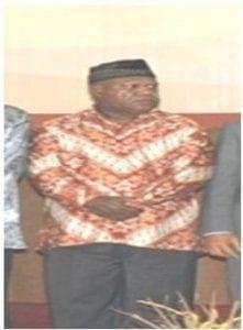 Drs. Wellington Wenda, M.Si (Alumni MAP 2003)